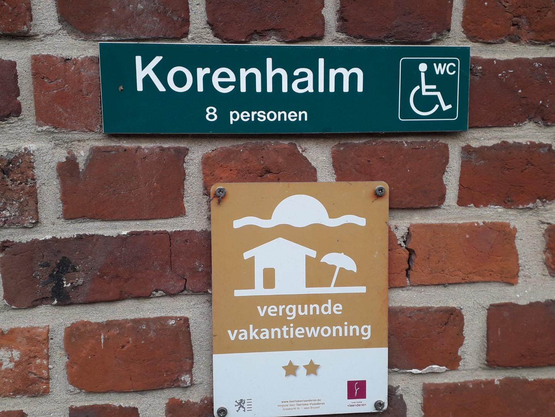 Korenhalm (8p)